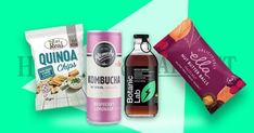 Holland & Barrett launches meal deal and it's all vegetarian or vegan Lunch Deals, Vegan Chocolate Bars, Holland And Barrett, Deliciously Ella, Veggie Sandwich, Raspberry Lemonade, Food To Go, Meal Deal