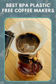 Free Coffee Maker, Chemex Coffee Maker, Stainless Steel Coffee Maker, Coffee Health Benefits, Bulletproof Coffee, How To Make Coffee, Coffee Type, Frappe