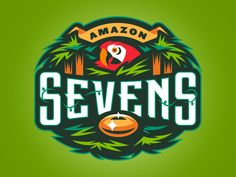 Amazon Sevens by CJ Zilligen | American Logo Sport Theme