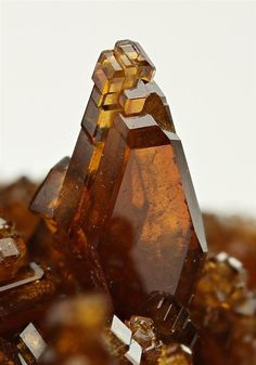 Grossular Garnet with Diopside from Italy