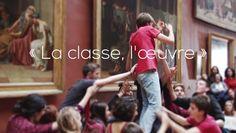 """""""La classe, l'œuvre !"""", véritable démarche d'éducation artistique et culturelle dans les musées, en partenariat avec le ministère de la Culture et de la Communication et celui de l'Éducation nationale, a pour but d'inviter des élèves à : - étudier une ou plusieurs œuvres d'un Musée de France de proximité durant l'année ; - imaginer des productions en lien avec l'œuvre (textes littéraires, créations sonores, visuelles, chorégraphiques, etc.) ; - concevoir une médiation des œuvres étudiées…"""
