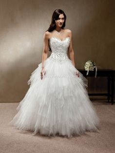 Mia Solano Wedding Dress. I want this one. Yup it's decided.