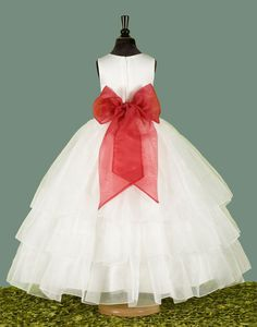 Emily Flower Girl Dress by Jessica Lynn