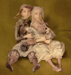 Мои любимые художники - кукольники. Тамара Пивнюк - внимание к деталям. - Ярмарка Мастеров - ручная работа, handmade