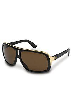 DRAGON - GG Sunglasses jet matte stripe #planetsports #sunglasses #dragon