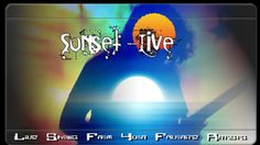 Sunset Live 365 Radio - Rock Internet Radio at Live365.com. The World's Only All Live Radio Format Where Every Song We Play is The LIVE Version!