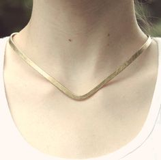 {Collar Necklace}