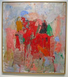 Philip Guston 1950's Abstract Expressionism