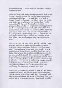 Speech essay about social problem