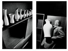 Anna and Bernhard Blume 1987 Vasenekstasen (Vase Extasy) Artwork Images, Global Art, Art Market, Vintage Photography, Character Shoes, It Works, Black And White, Distortion, Vase