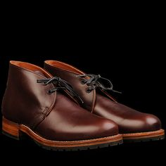 Red Wing Chukka in Antique Cigar | Unionmade Goods