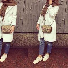 New hijab fashion inspirational looks – Just Trendy Girls