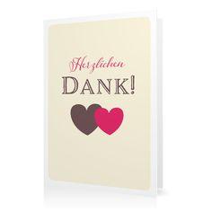 Dankeskarte Amors Pfeil in Vanille - Klappkarte hoch #Hochzeit #Hochzeitskarten #Danksagung #Foto #kreativ #modern https://www.goldbek.de/hochzeit/hochzeitskarten/danksagung/dankeskarte-amors-pfeil?color=vanille&design=78ea2&utm_campaign=autoproducts
