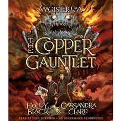 The Copper Gauntlet Audiobook
