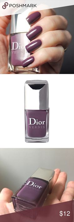 Dior Vernis Nail Polish Color - 887 Purple Mix Like new. Only used twice. About 90% full. The bottle & polish is in perfect condition. Sephora Makeup