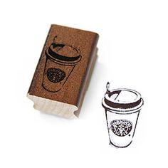 Starbucks Coffee Stamp