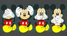 Ideas For Quotes Disney Mickey Mice Disney Kunst, Arte Disney, Disney Art, Disney Love, Funny Disney, Mickey Mouse Kunst, Minnie Mouse, Mickey Mouse And Friends, Mickey Mouse Wallpaper Iphone