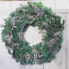 #wreath #kransen #kerstinspiratie #christmaswreath
