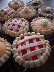 """""""Pie"""" Cupcakes"""