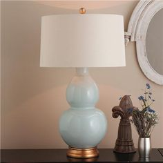 Spa hues ceramic table lamp ceramic table lamps ceramic table and spa spa hues ceramic table lamp aloadofball Choice Image