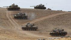 Turkey prepares to make a military move into Syria, but NATO needs convincing | Public Radio International