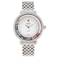 Michele Womens Cloette Carnival Diamond Accented Watch Michele http://www.amazon.com/dp/B00C6PG4YS/ref=cm_sw_r_pi_dp_tAlPub0Q5X834