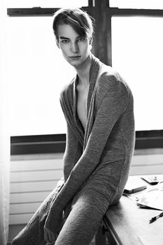 Gustav Swedberg | Photographed by Luca Khouri