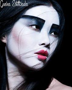 30 Maquiagens para o Carnaval escandalosamente lindas