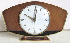 1950s Metamec Vintage Clock on Etsy, $112.07