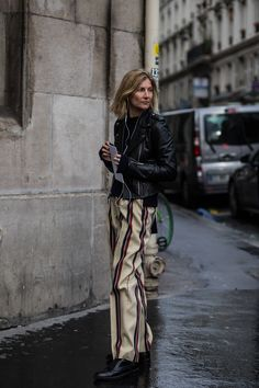 Best Street Style Looks of Paris Couture Spring 2018