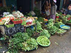 Marché de Duong Dông Phu Quoc -Vietnam