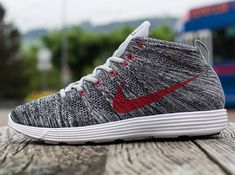 "Nike Flyknit Chukka ""Wolf Grey"""