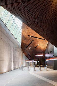 Gallery of Aalto University Metro Station / ALA Architects + Esa Piironen Architects - 3