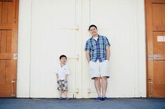 Dad with Son. That little boy is So cute  mischievous! jwl photography