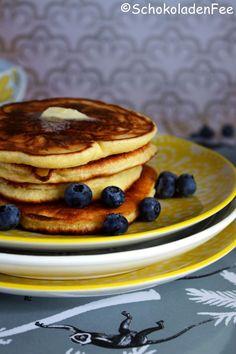 Grundrezept || Pancakes | SchokoladenFee