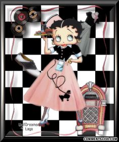 Check out this Oldies Betty Boop picture from commentslive.com