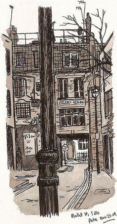 manette street, soho   Flickr - Photo Sharing!