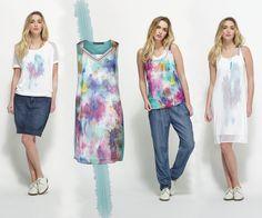 Ensemble de la collection pour de vêtement pour femme Arty Floral de chez Mado