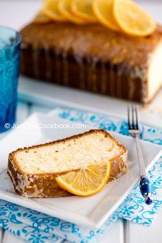 Meyer Lemon Pound Cake | Dessert Recipe | Just One Cookbook
