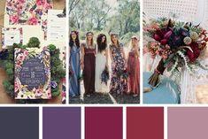 Indigo Wedding, Purple Wedding, Boho Wedding, Wedding Color Schemes, Wedding Colors, We Fall In Love, Bridesmaid Dresses, Wedding Dresses, Winter Theme