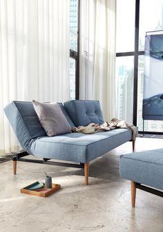 Small Space Living, Living Area, Living Spaces, Living Room, Condo Design, Studio Design, Mattress Couch, Scandinavian Sofas, Innovation Living