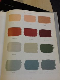 More Georgian colours - these from Henrietta Spencer-Churchill's book on The Georgian Style Georgian Era, Georgian Homes, Georgian Townhouse, Best Paint Colors, Wall Colors, Paint Colours, Georgian Interiors, English Interior, Georgian Architecture