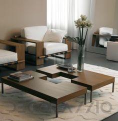 кофейный столик Porada Puzzle, Puzzle 1.cf.2