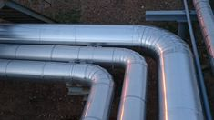 Pipe Insulation, Park, Red, Parks