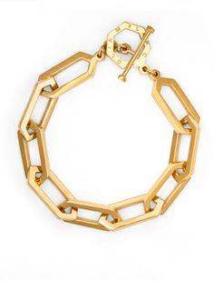 hexagon bracelet #bracelet #melancholia // silver gold plated