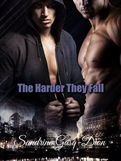 The Harder They Fall (The Santorno Stories Book 3) by [Gasq-Dion, Sandrine]
