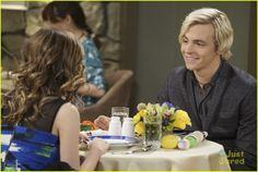 This page is an image gallery for Duets& Destiny. Previous: Musicals& Moving On Episode Galleries Next: None Austin Y Ally, Veronica And Vanessa, Calum Worthy, Teen Beach 2, Just Add Magic, Laura Marano, Vanessa Marano, Austin Moon, Rachel Berry
