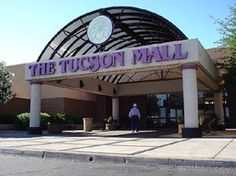 This is the Tucson mall, and Taylor could have taken turtle to Kid central station inside the mall.