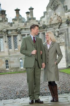 Bespoke Tweed A Hume - Country Clothing