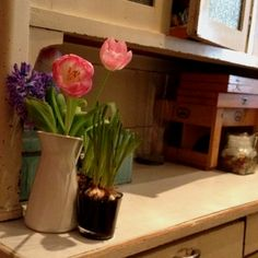 Frühling Vase, Plants, Home Decor, Flowers, Homemade Home Decor, Flower Vases, Flora, Plant, Jars